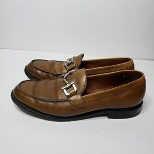 Allen Edmonds Brown Leather Loafers Size 9